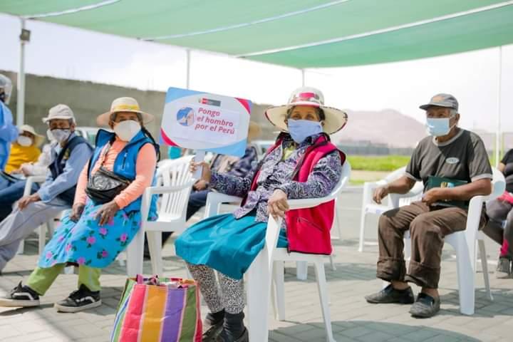 Este viernes 16 de abril se colocará segunda dosis de vacuna Pfizer en Cerro Colorado y Paucarpata