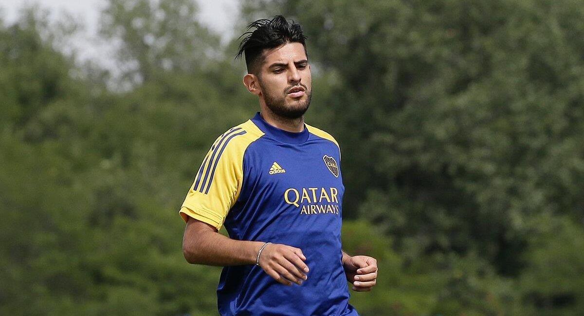 Familia de Carlos Zambrano da positivo a covid-19 y es aislado de entrenamientos del Boca Juniors