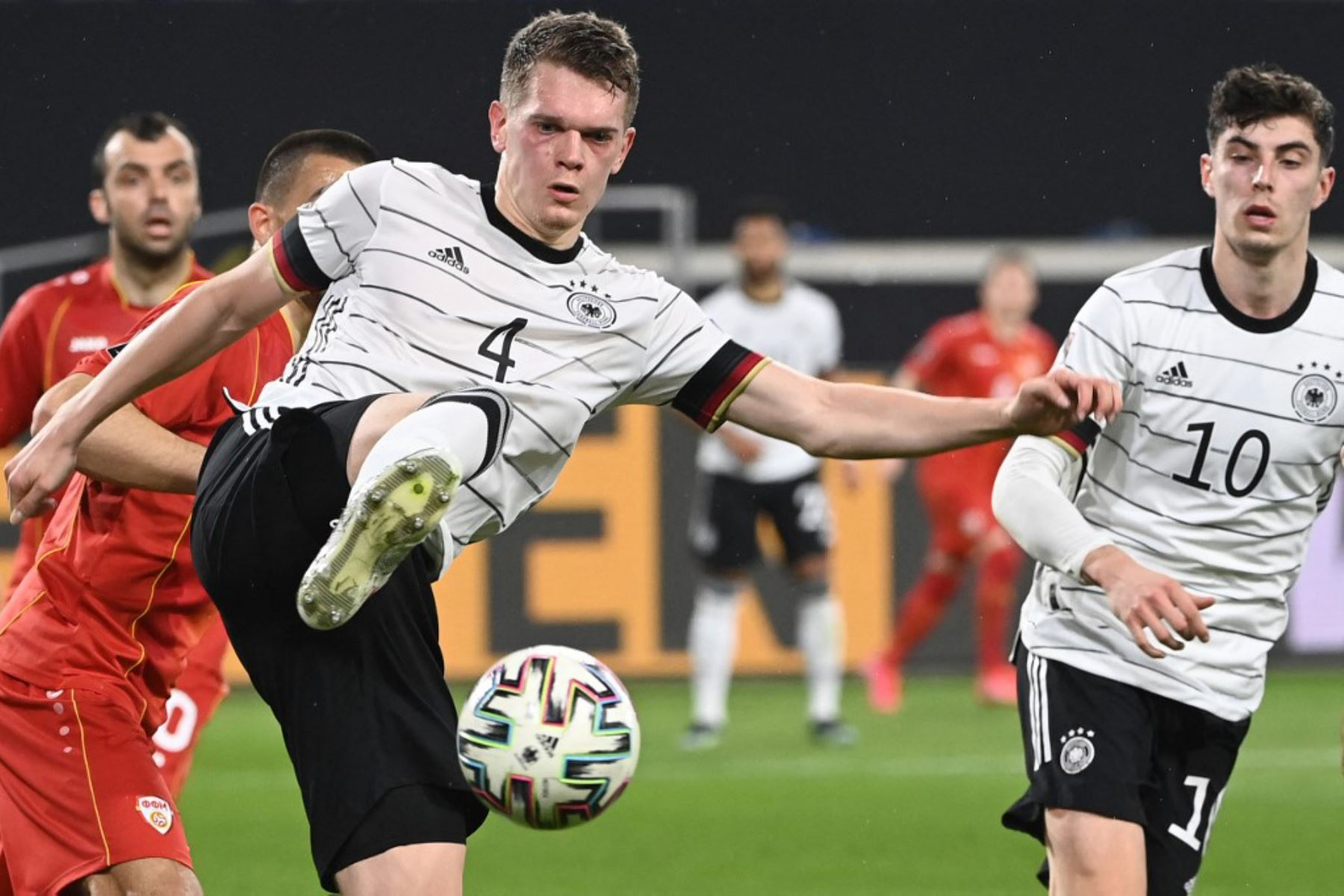 """Prensa de Alemania califica de """"deshonra"""" y """"debacle"""" derrota ante Macedonia"""