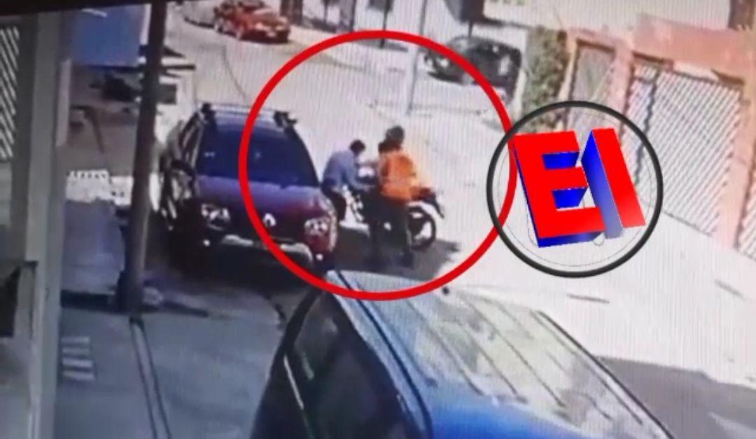 Delincuentes armados asaltan a vecino de José Luis Bustamante y Rivero