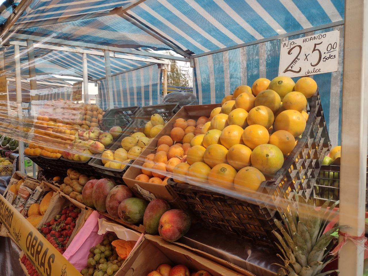 """Conoce aquí los mercados itinerantes """"De la Chacra a la Olla"""" que se realizarán durante el mes de mayo en Arequipa"""