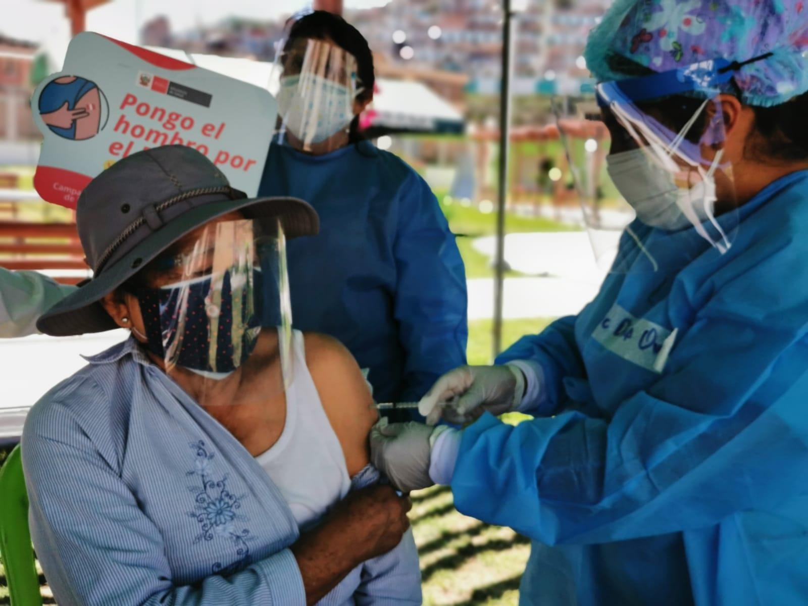 ¡¡¡ATENCIÓN!!! Suspenden vacunación de rezagados de 50 a 59 años que estaba programada para este lunes