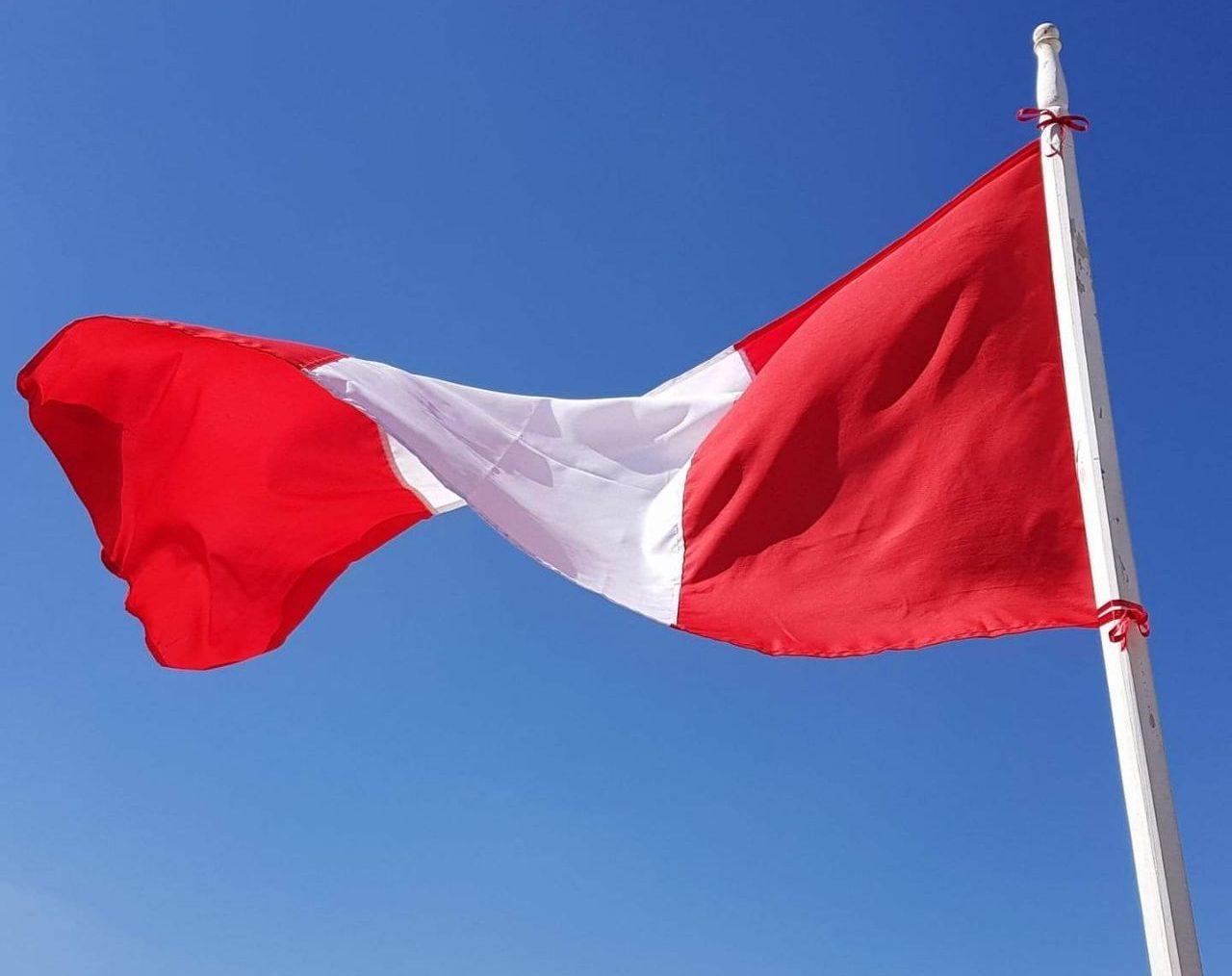 CONOCE AQUÍ ALGUNAS FECHAS. Municipios arequipeños disponen embanderamiento general, al conmemorarse el Bicentenario de la Independencia del Perú