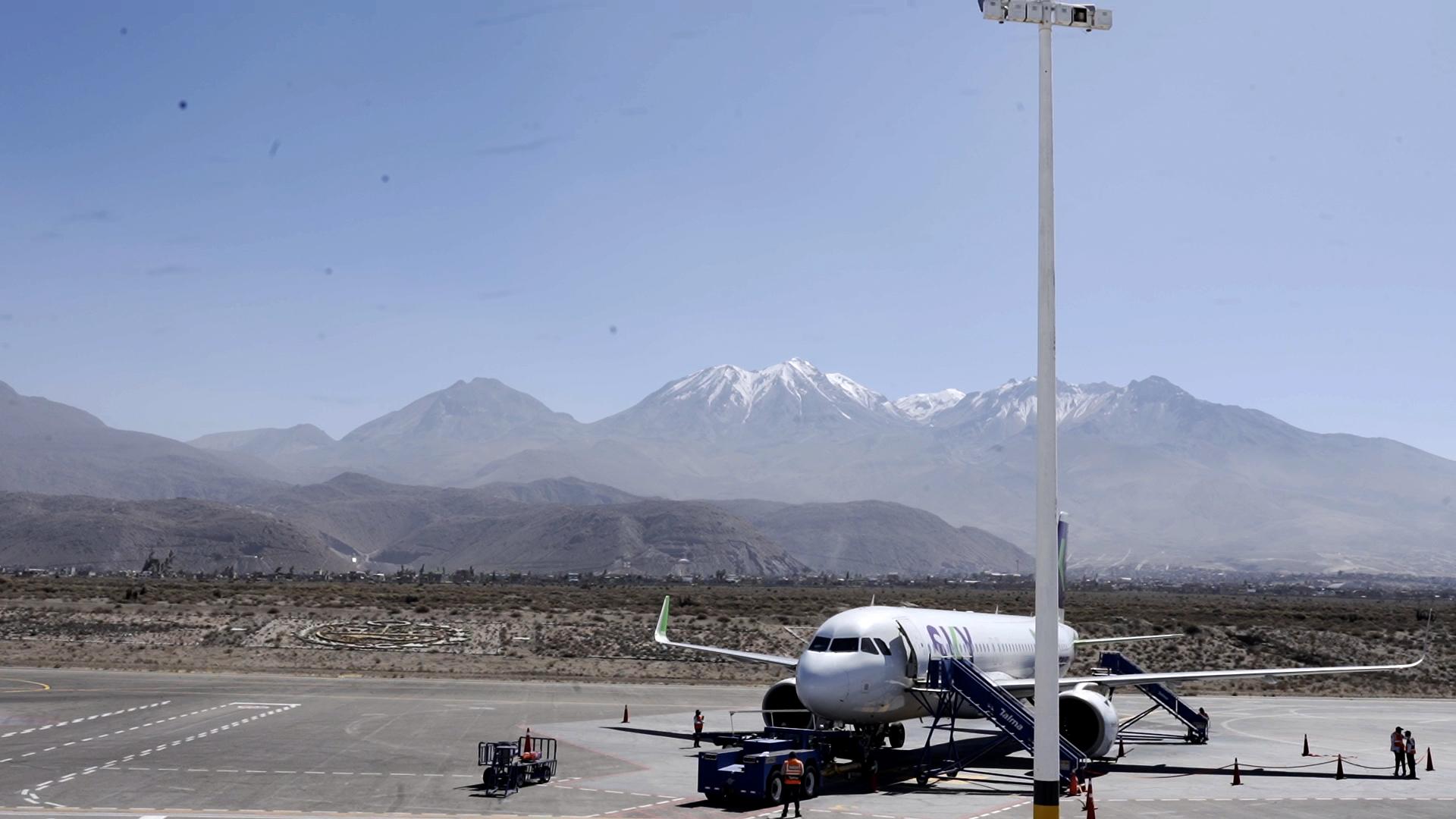 Aeropuertos Andinos del Perú invertirá más de 1.4 millones de dólares en estudio para optimización de aeropuerto Alfredo Rodríguez Ballón