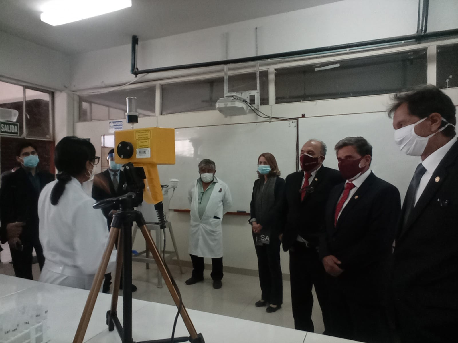 La UNSA y la Universidad de Purdue de EE.UU. renuevan alianza para desarrollar nuevos proyectos de investigación en los próximos 4 años